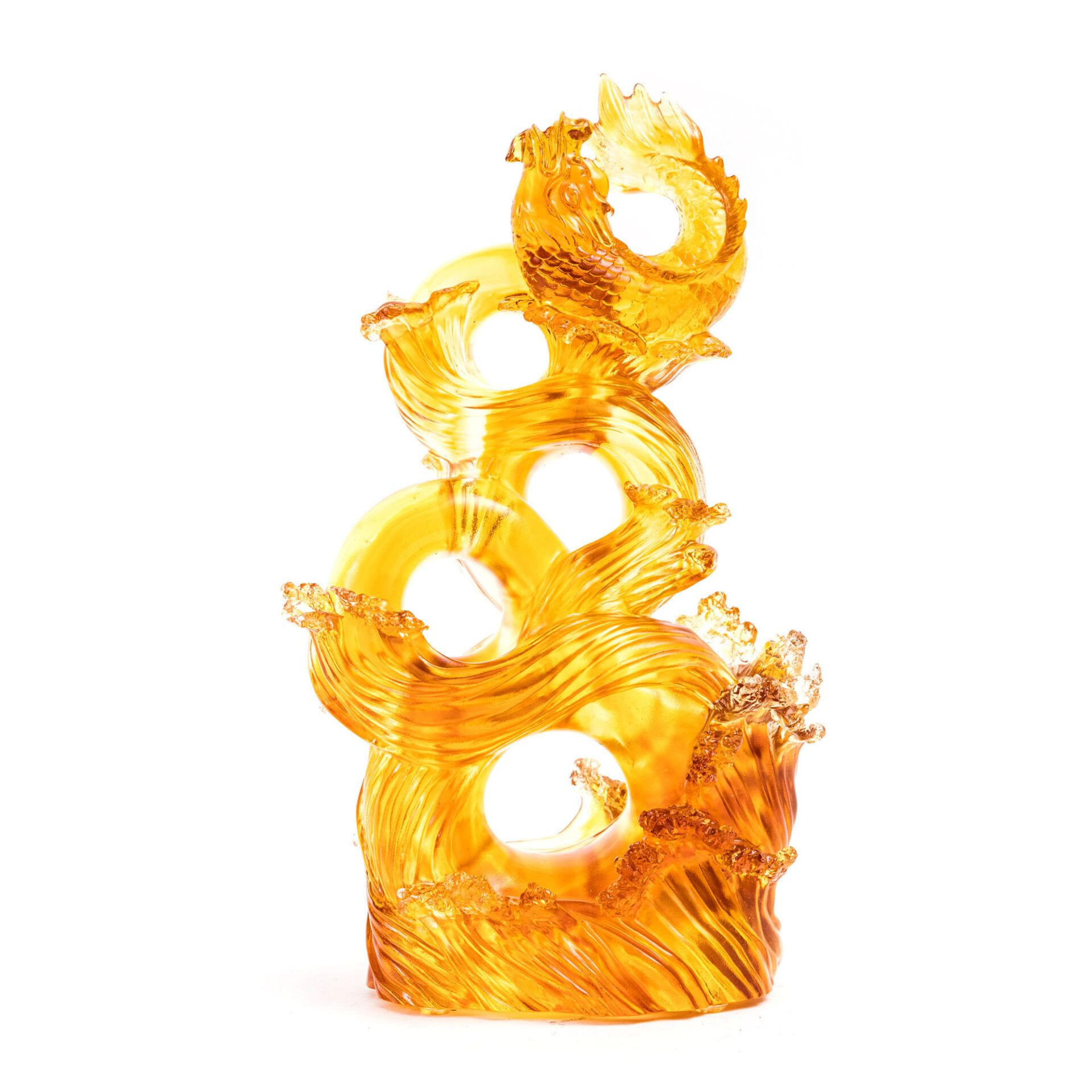 LIULIGONGFANG, Contemporary Glass Sculpture